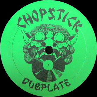 CHOP010 Chopstick Dubplate ft Fragga Ranks - Roadblock Tonight :