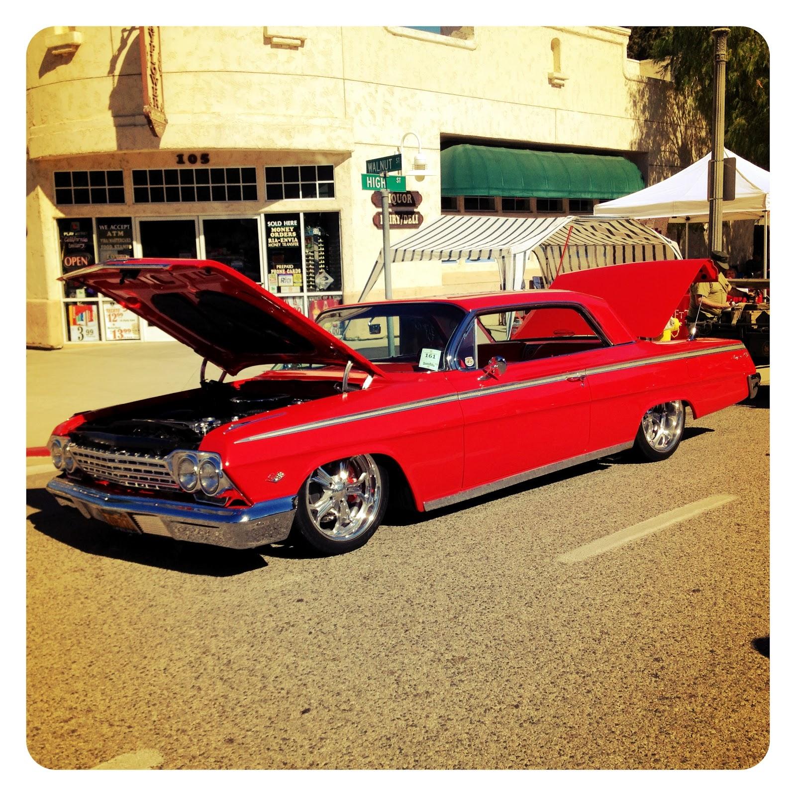 Covering Classic Cars : Roamin\' Relics Car Show in Moorpark, Ca