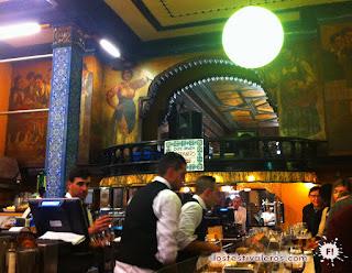 Café, Iruña, Bilbao, pintxos