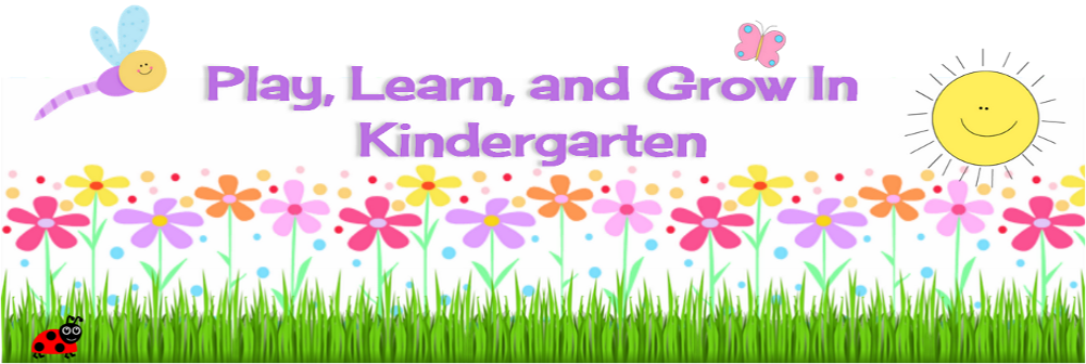 Play Learn and Grown in Kindergarten