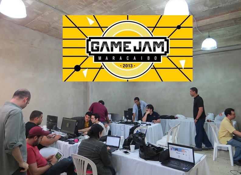 foto evento global game jam maracaibo