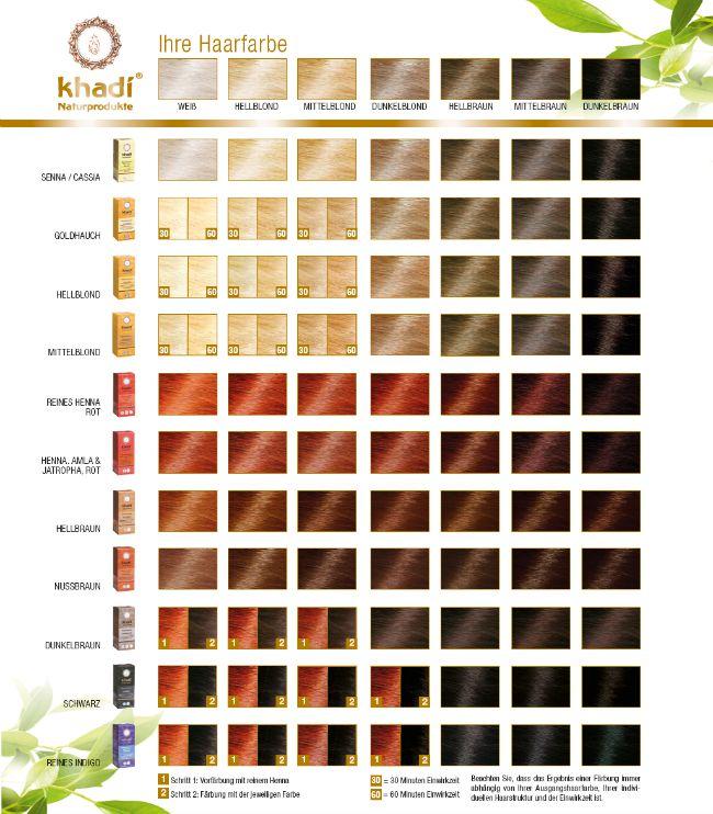 Duni 39 s studio khadi herbal hair dyes for 10 minuten haarfarbe