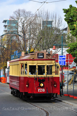 Christchurch 基督城