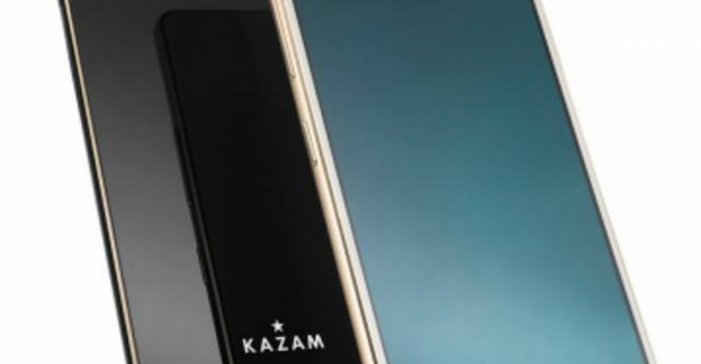 Kazam ra mắt smartphone mỏng nhất thế giới, giá 400 USD