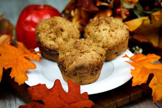 apple-muffins