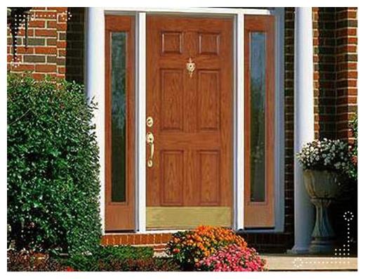 gambar desain kusen pintu - photo #39