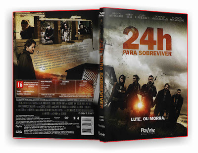 O Dia: 24h Para Sobreviver (The Day) Torrent