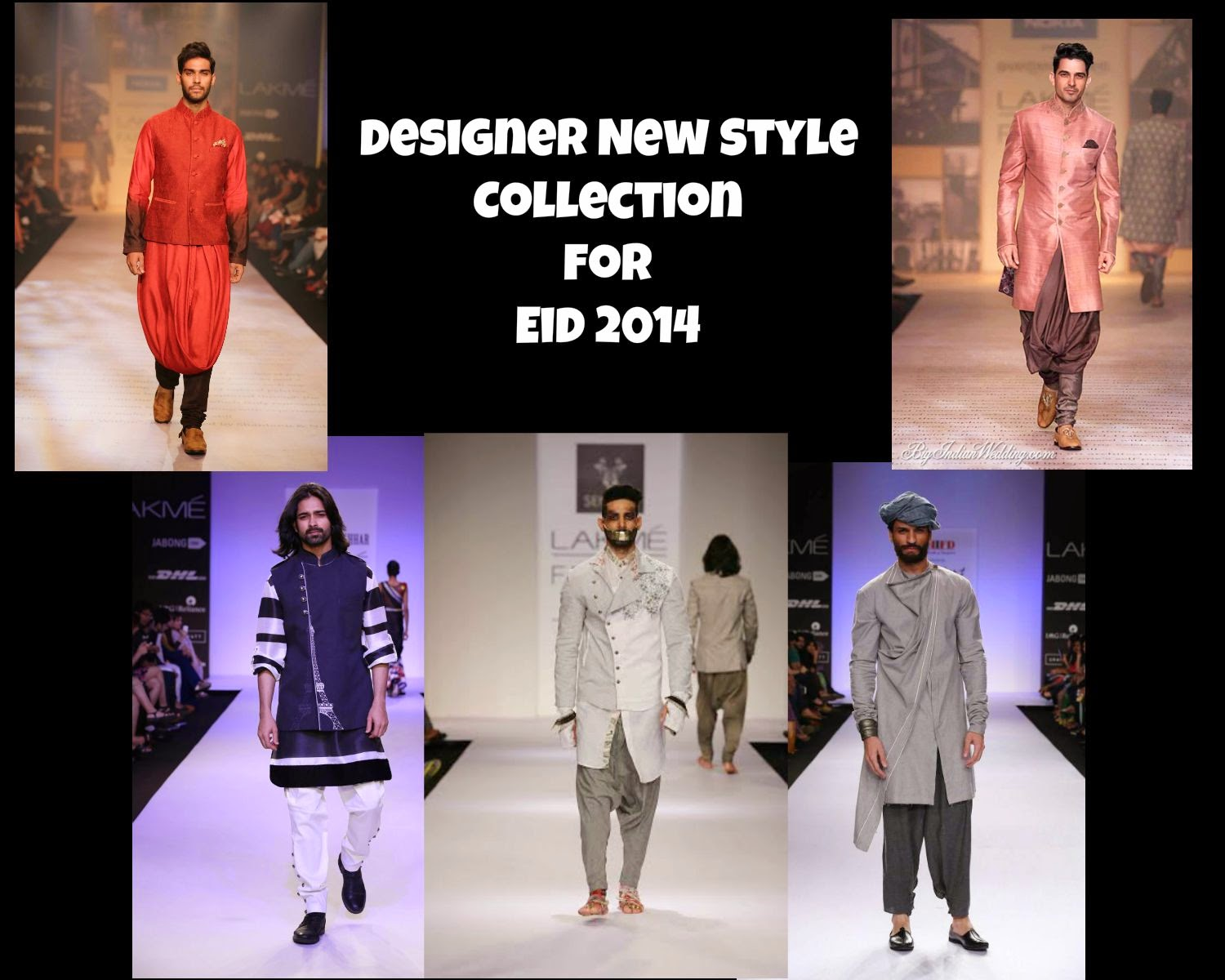eid 2014 , eid 2014  designer collection, men eid collection