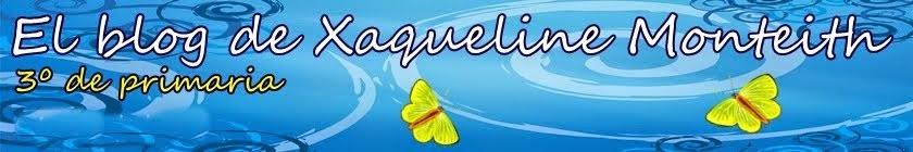 El blog de Xaqueline Monteith para 3º de Primaria