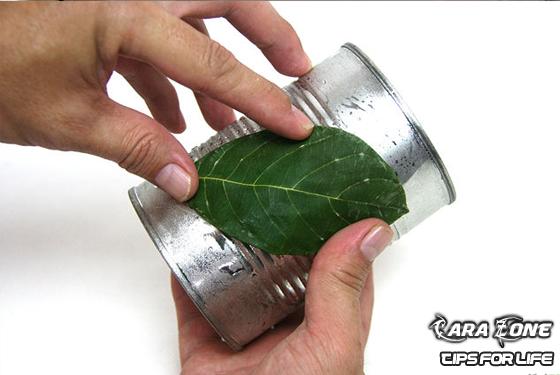 Cara Membuat Lampu Cantik dengan Kaleng bekas