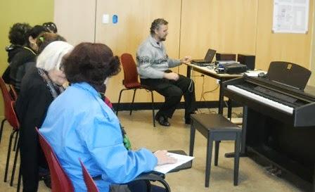 III Edición Diplomado en Patrimonio Musical Hispano (marzo 2013)