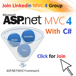MVC 4 on Linkedin