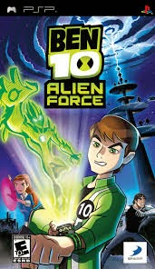 Ben 10 - Alien Force - PSP - ISOs Download