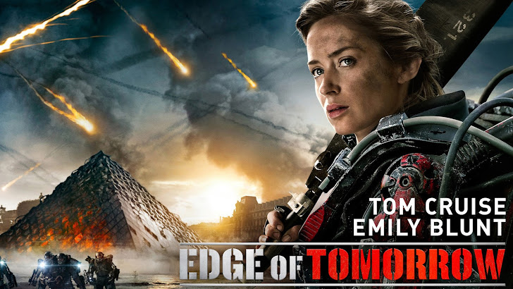 emily blunt as rita in edge of tomorrow 2014
