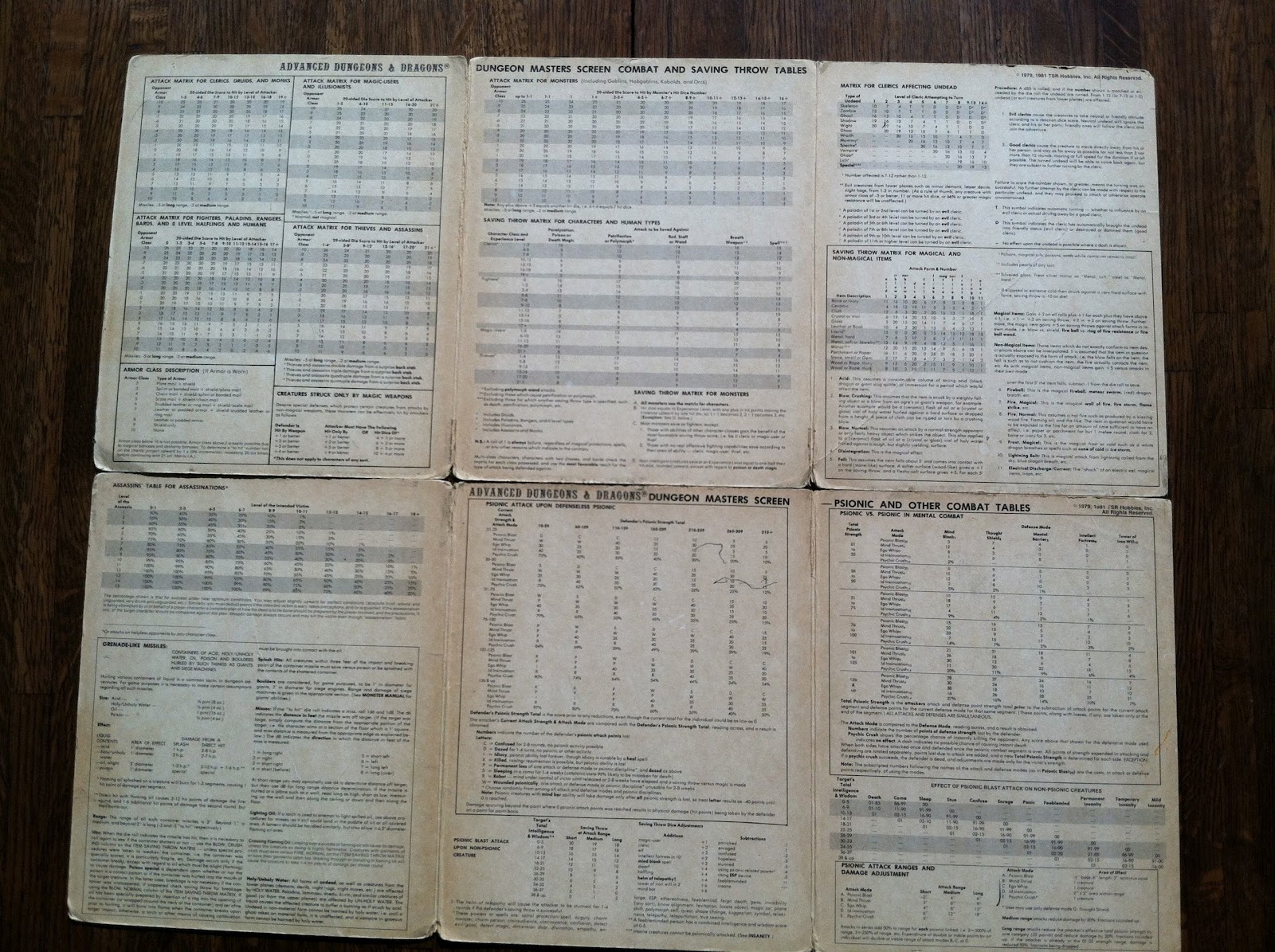 curse of strahd dungeon master screen
