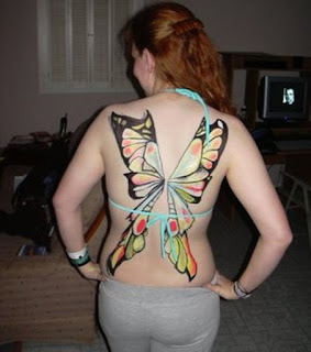 THE MEANING OF THE BUTTERFLY TATTOOS