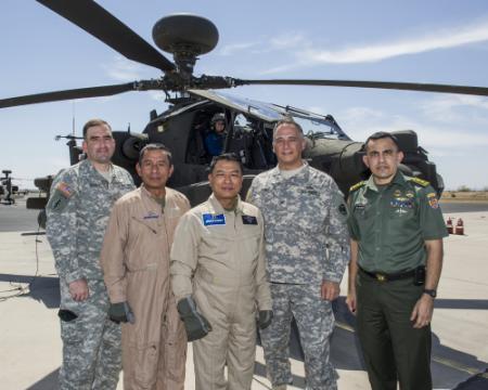 Agenda Mentri Pertahanan Amerika di Indonesia