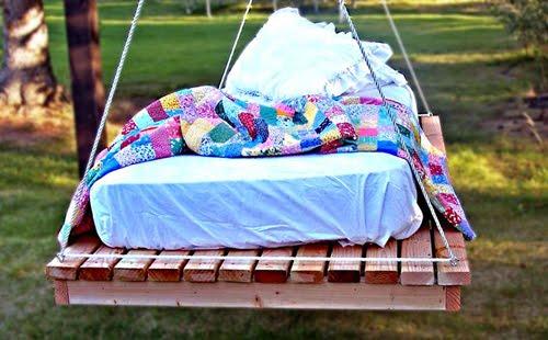 base para cama balança