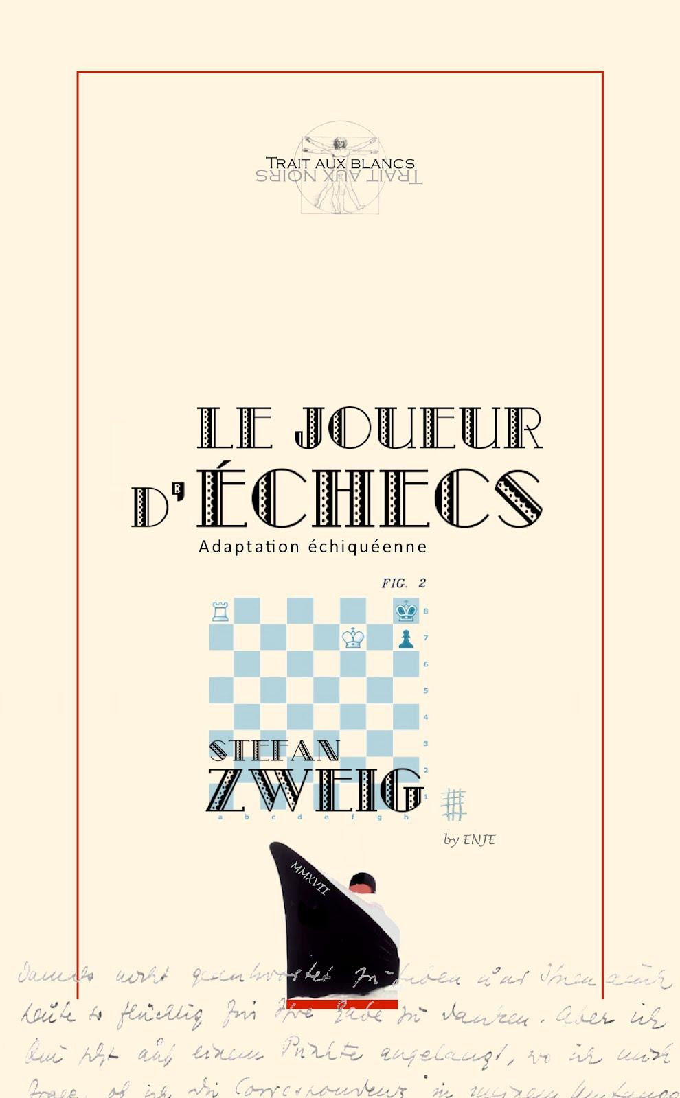 LIVRE : Le joueur d'échecs