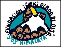 Colabora con la fundación de Iñaki Ochoa de Olza