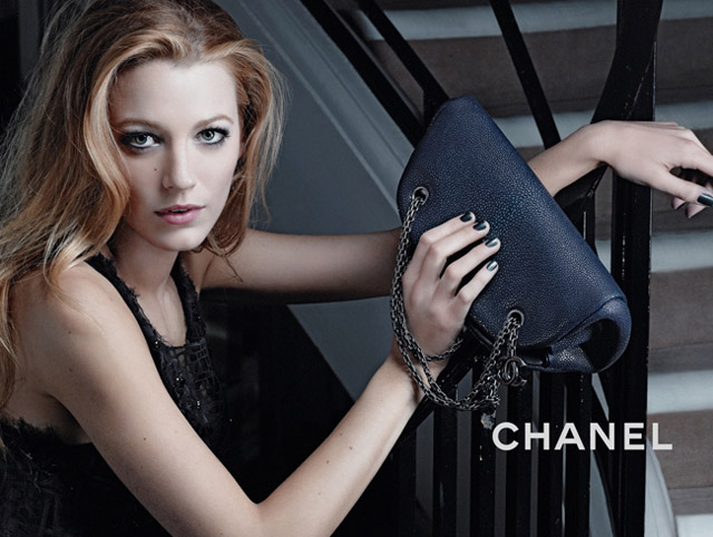 Blake Lively Chanel Advert. Blake Lively for Chanel