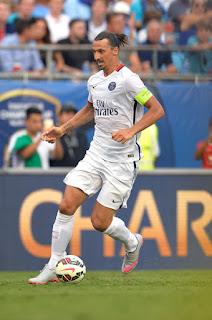 Zlatan Ibrahimovic 2015