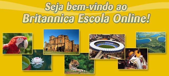 Britannica escola Online