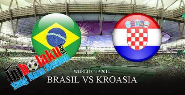 Brazil Kalahkan Kroasia Dengan Skor 3 – 1