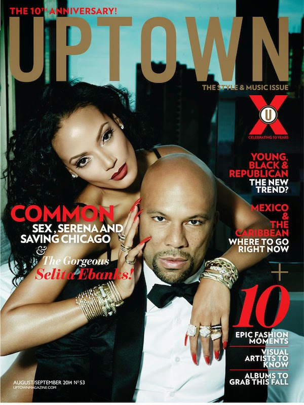 Uptown - Common and Selita