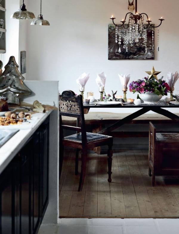Speciale natale casa accogliente in stile retr case e for Case in stile california