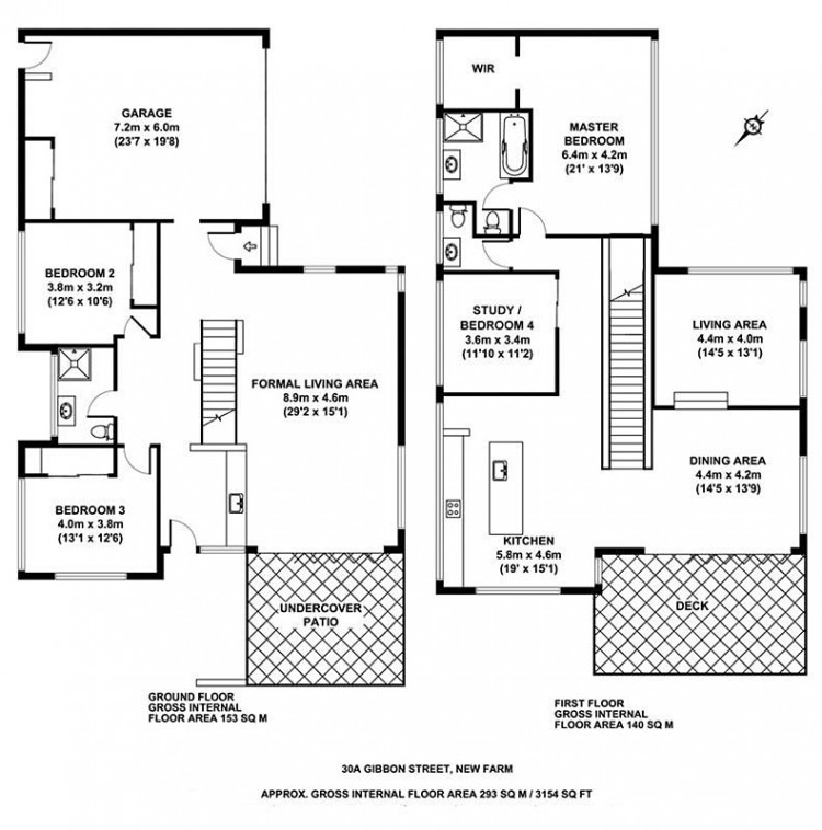 Home plan contemporary concrete home plans for Modern concrete home designs