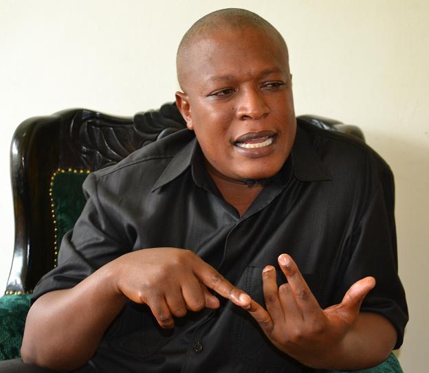Katibu wa Itikadi na Uenezi wa Chama cha Mapinduzi (CCM), Nape Nnauye