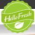 Hello Fresh - shopping di ricette e prodotti
