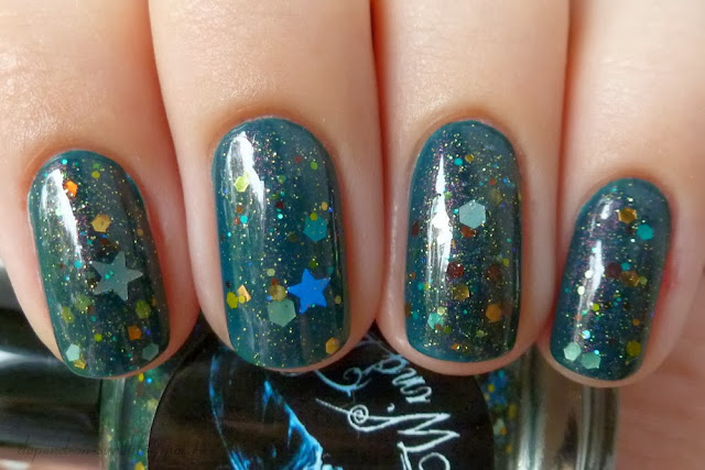 WingDust Sleepless summer nights & Essie Go overboard