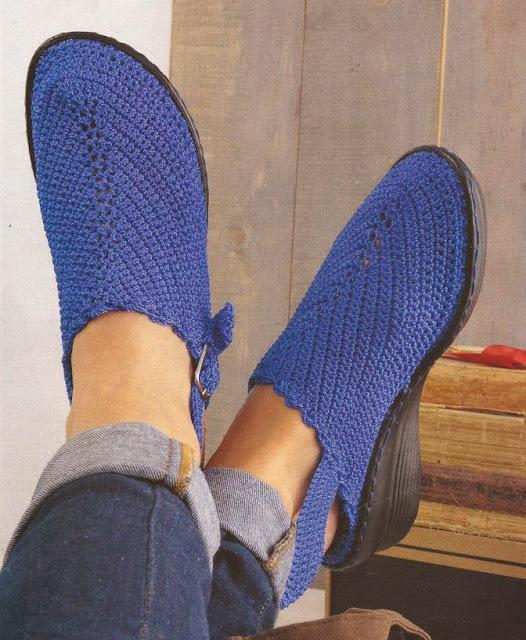 Suecos a Crochet