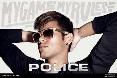 gafas de sol primavera verano 2014 Police Neymar