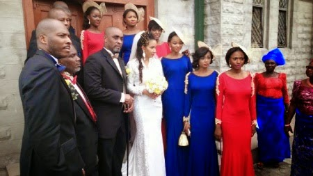 Stars Like Fathia Balogun Doris Simeon Aneke Twins Toyin Aimakhu Nkem Owoh Empress Njamah Emeka Enyiocha Were Present To Celebrate The Agn President