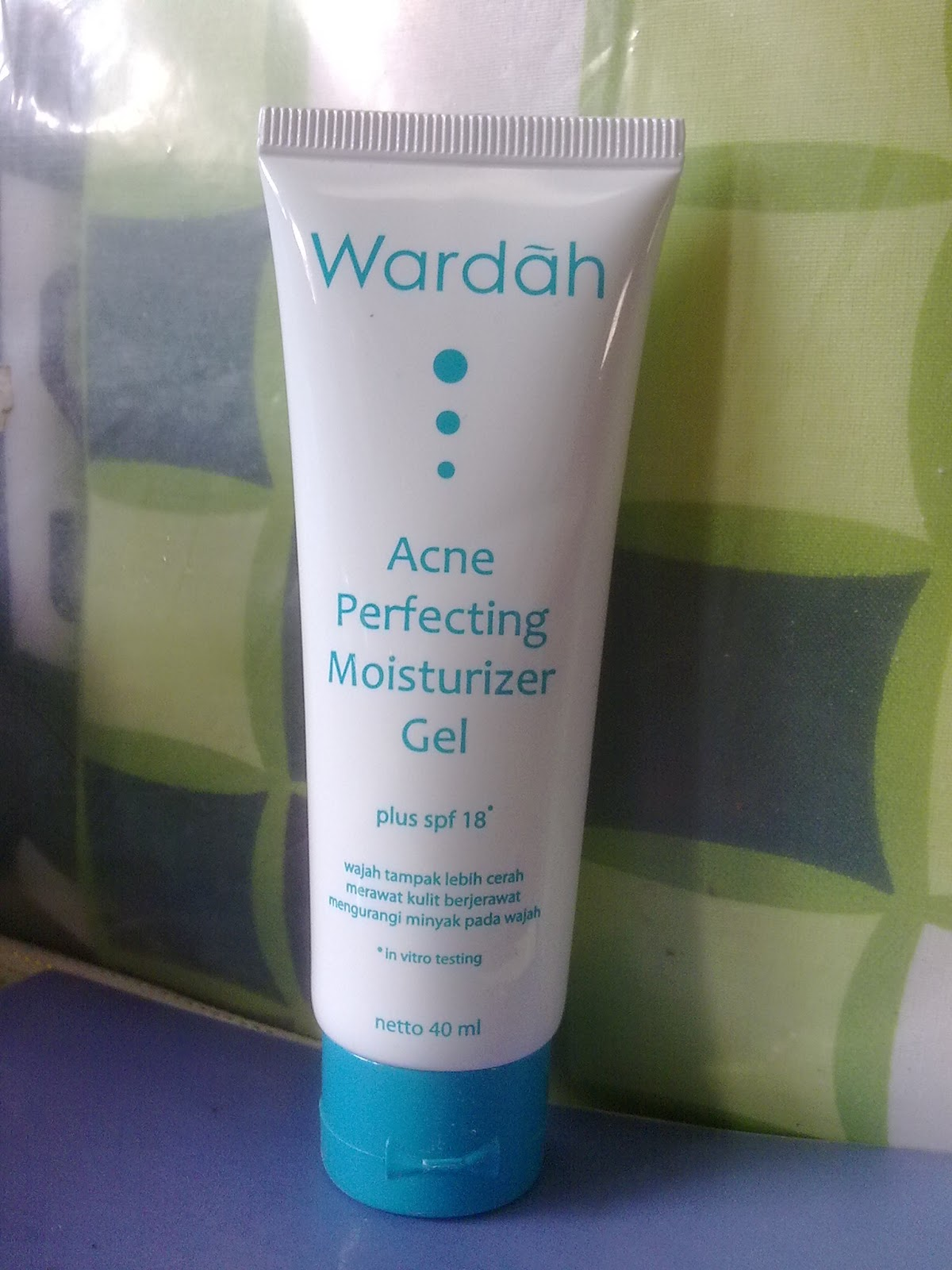 Beauty Mind Review Wardah Acne Perfecting Moisturizer Gel