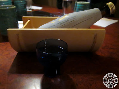image of Sake at East Japanese Restaurant in NYC, New York