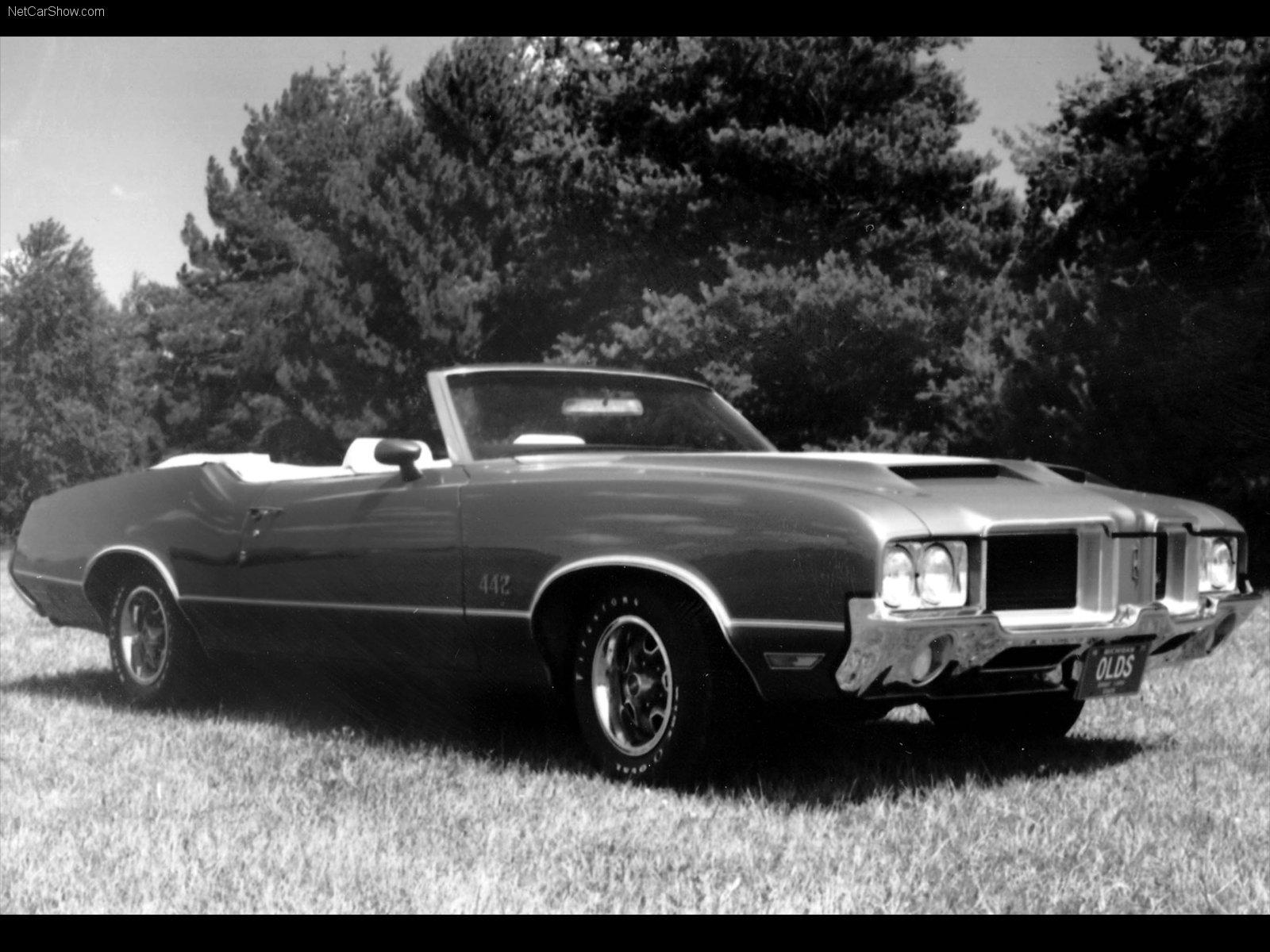 Hình ảnh xe ô tô Oldsmobile 442 1971 & nội ngoại thất