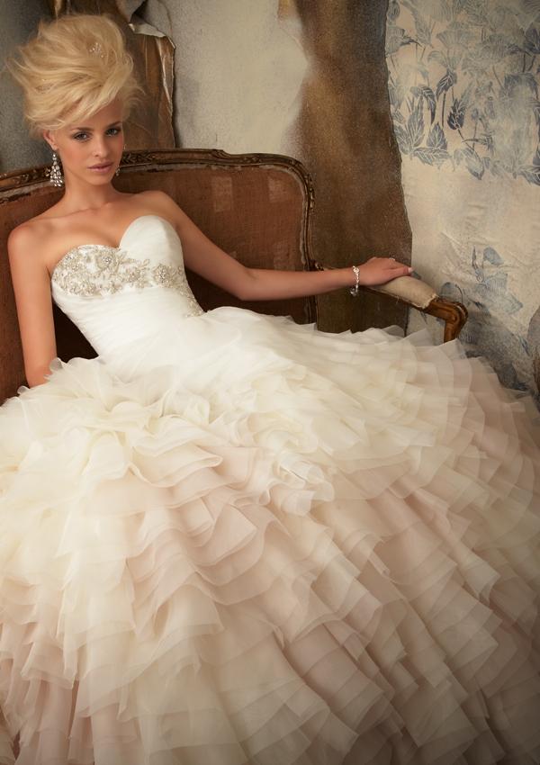 Mori Lee By Madeline Gardner 2012 My Dress Of The Week