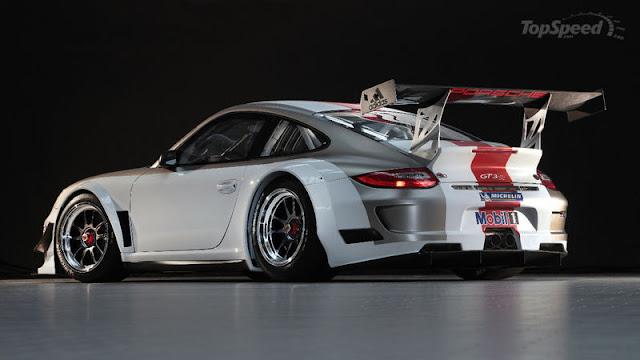 2012 Porsche 911 GT3 R