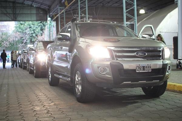 Ford Ranger Solidaria