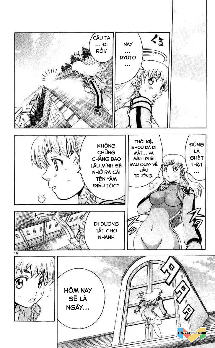 Kenichi trang 16