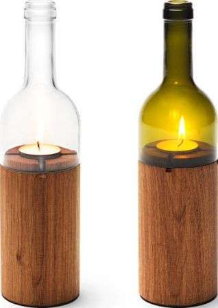 Reutilize garrafas