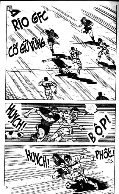 Jindodinho - Đường Dẫn Đến Khung Thành III  Tập 25 page 30 Congtruyen24h