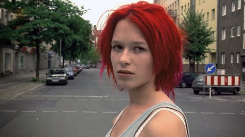 Franka Potente Run Lola Run