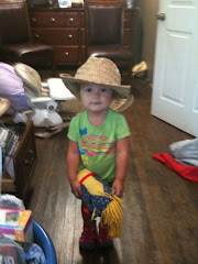 Macy the cowgirl