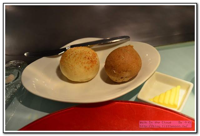 夏慕尼新香榭鐵板燒 - 麵包與奶油