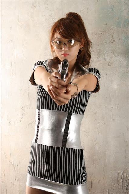 Korean Model Lee Eun Hye new photoshoot 2011